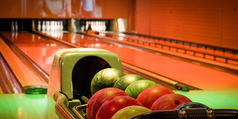 Bowling Katası