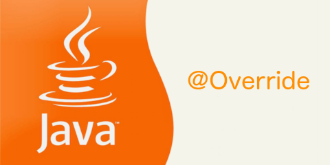 Java'da Override Anotasyonu
