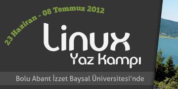 Linux Yaz Kampı - 1
